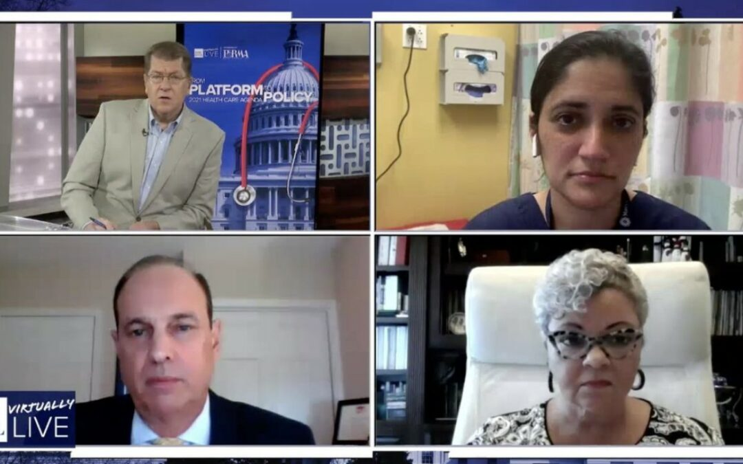 [VIDEO] From platform to policy: 2021 Healthcare Agenda